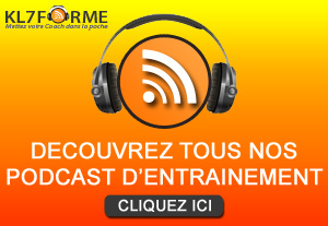 entrainement des abdominaux en podcast