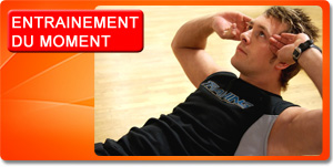 séances exercices abdominaux pour entrainements